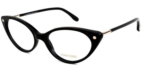 a23cfa2398a25 Tom Ford FT5189 001 Eyeglasses in Black