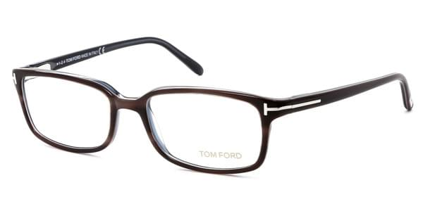 tom ford ft5209 020 glasses brown | smartbuyglasses singapore