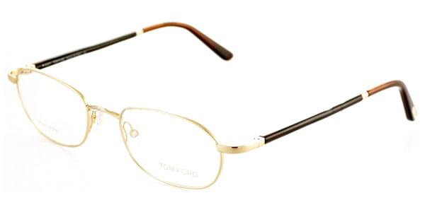 7c76b28d39 Tom Ford FT5218 028 Eyeglasses in Shiny Rose Gold