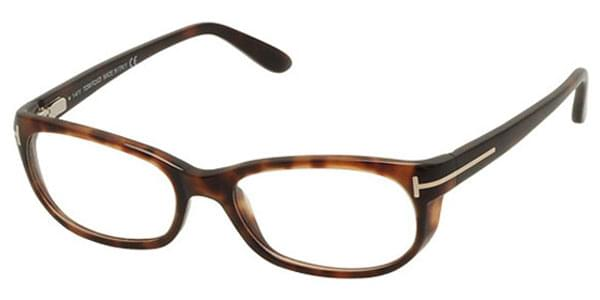 1def0ea55fa Tom Ford FT5229 V 052 Glasses Dark Havana