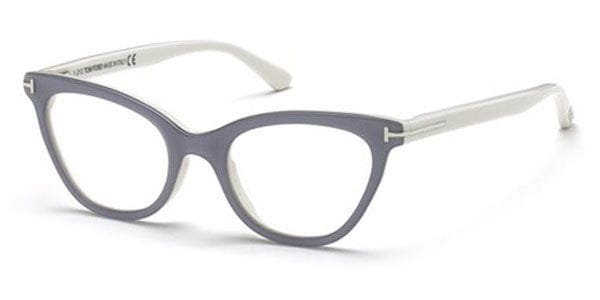 a53529eb2923d Tom Ford FT5271 020 Eyeglasses in Grey