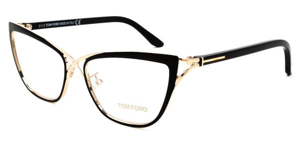 Tom Ford FT5272 005 Glasses Black   SmartBuyGlasses Canada 02e3db9aad8a