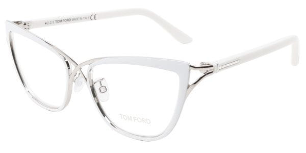 55f7d40091c08 Tom Ford FT5272 025 Eyeglasses in Ivory