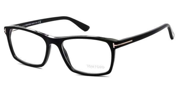 tom ford ft5295 002 glasses matte black | smartbuyglasses singapore
