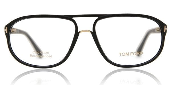 eeb252a8d761 Tom Ford FT5296 002 Glasses Matte Black
