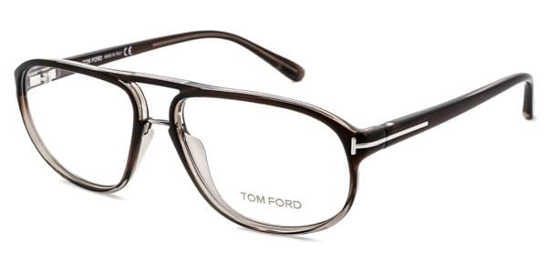 tom ford ft5296 050 glasses dark brown | smartbuyglasses singapore