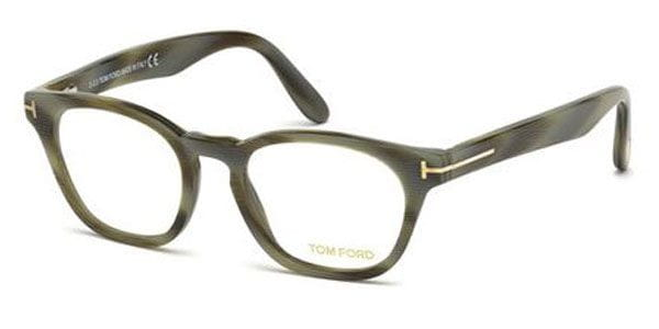 1c4bea7033f7 Tom Ford FT5306 064 Glasses Horn With Spotted Brown   VisionDirect ...
