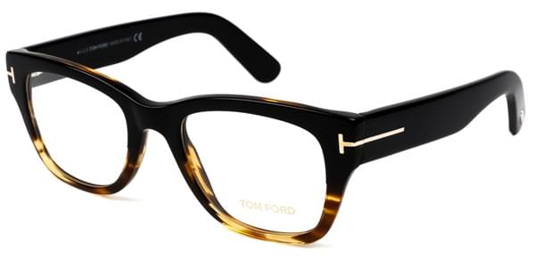 tom ford ft5379 005 glasses black | smartbuyglasses canada