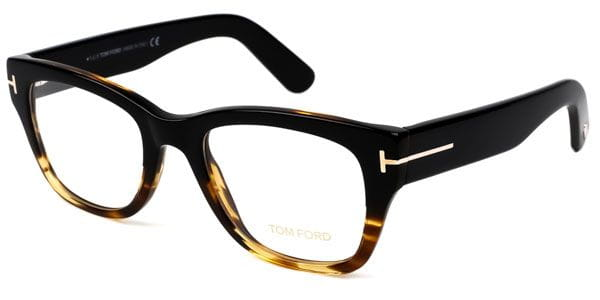 4dadd6463d8b Tom Ford FT5379 005 Glasses Black