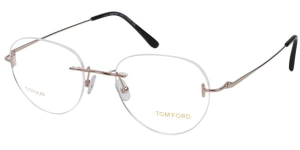 13a070fa29 Tom Ford FT5394 028 Glasses Gold