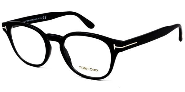 3503a585cba Tom Ford FT5400 001 Eyeglasses in Black