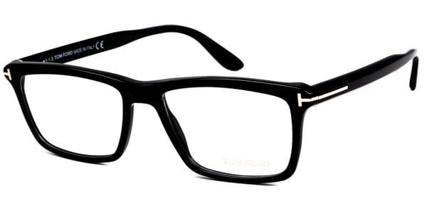 c671afb3b0 Tom Ford FT5407 001 Eyeglasses in Black