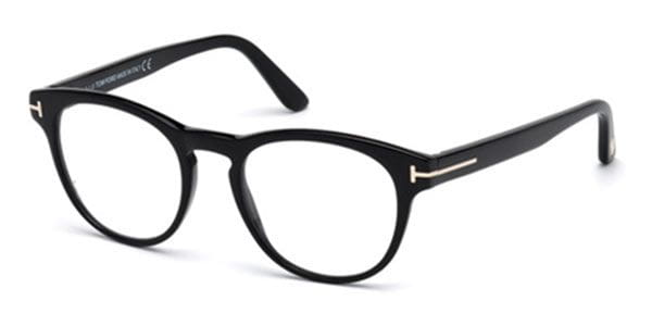 36f04a0e393 Tom Ford FT5426 001 Eyeglasses in Black