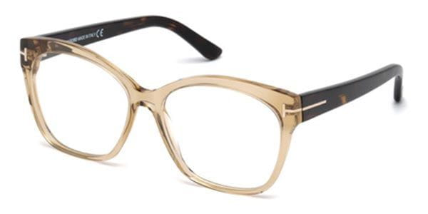 f8b6371a472 Tom Ford FT5435 057 Eyeglasses in Clear