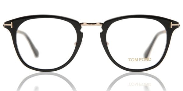 fc4b56f3b18 Tom Ford FT5466 001 Eyeglasses in Black