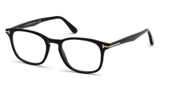 608a1b0a8dea Tom Ford FT5505 001 Glasses Black