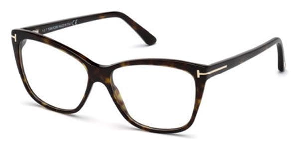 d4620565b0 Tom Ford FT5512 052 Eyeglasses in Tortoise | SmartBuyGlasses USA