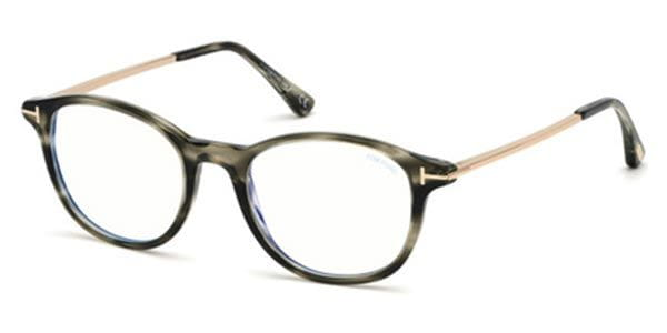 5ad9358f9a7 Tom Ford FT5553-B 056 Glasses Tortoise