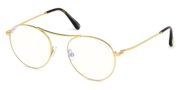 2b2e2b938b4c Tom Ford FT5633-B 030 Glasses Gold