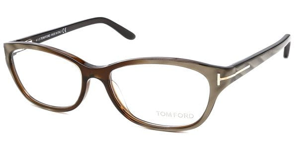 7acbc821bbb Tom Ford FT5142 050 Eyeglasses in Green