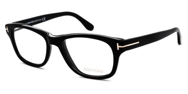 3fbbf571bf1 Tom Ford FT5147 WIDE 001 Eyeglasses in Black