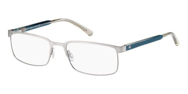 3f09fd5bdd9 Tommy Hilfiger TH 1235 1IR Eyeglasses in Ruthenium Petrol Beige ...
