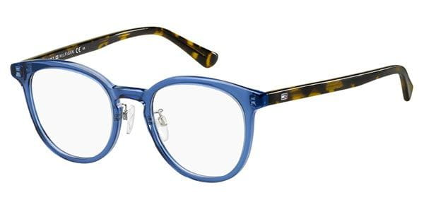 ed7a047123 Lentes Opticos Tommy Hilfiger TH 1535/F Asian Fit PJP Azul ...