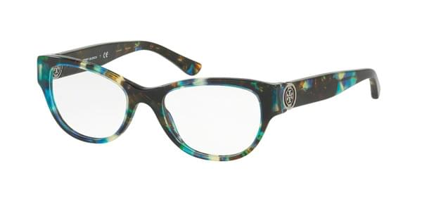 Tory Burch TY2060 3145 Women?s Glasses Tortoise Size 50 - Free Lenses - HSA/FSA Insurance - Blue Light Block Available