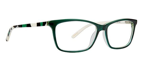 016b734315 Vera Bradley VB Christina IMR Eyeglasses in Green