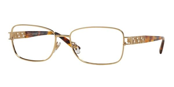 2797ad34a42 Versace VE1229B 1002 Glasses Gold