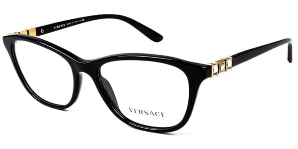 177cd512ae Lentes Opticos Versace VE3213B GB1 Negro | VisionDirecta Chile