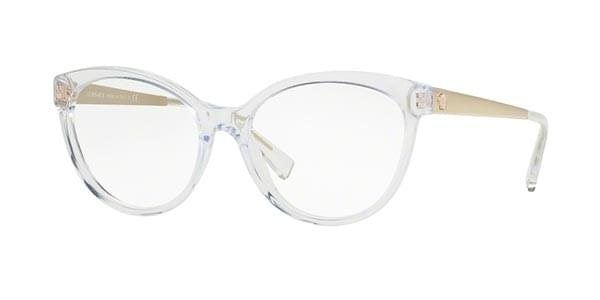 Versace VE3237 148 Eyeglasses in Clear   SmartBuyGlasses USA 9823e0bc69