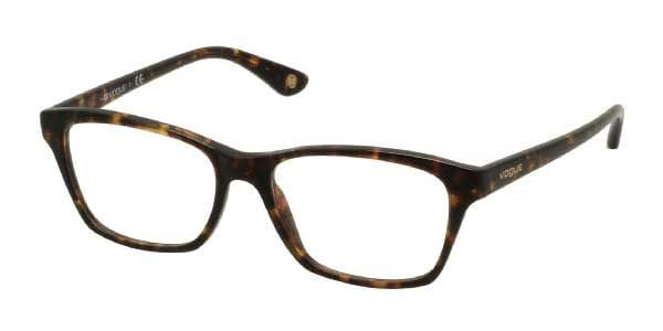 93f259e09 Óculos Graduados Vogue Eyewear VO2714 Light & Shine W656 Tortoise ...