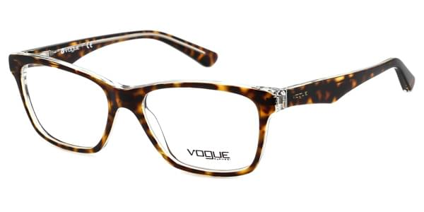 Óculos de Grau Vogue Eyewear VO2787 IN VOGUE 1916 Tortoise ... 9a350cb467
