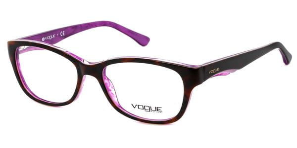 901c72065 Óculos Graduados Vogue Eyewear VO2814 IN VOGUE 2019 Tortoise ...
