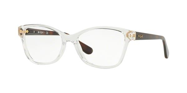 Vogue Eyewear VO2998 W745 Women?s Glasses Crystal Size 52 - Free Lenses - HSA/FSA Insurance - Blue Light Block Available