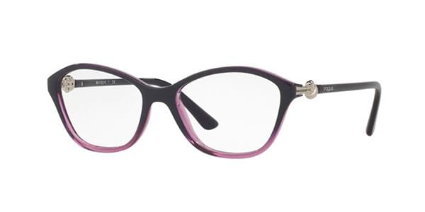 Vogue Eyewear VO5057 2413 Eyeglasses in Purple | SmartBuyGlasses USA