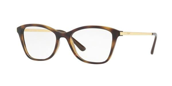 3dcdee646 Óculos Graduados Vogue Eyewear VO5152 Light & Shine W656 Tortoise ...