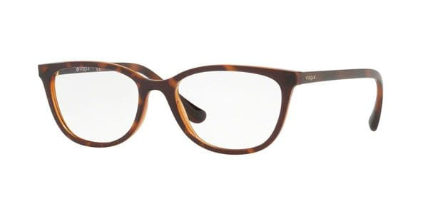 bf6b62fb5 Óculos Graduados Vogue Eyewear VO5192 Light & Shine 2386 Tortoise ...