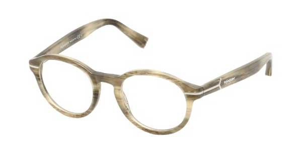 yves saint laurent ysl 2299 qr1 eyeglasses in brown