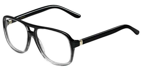 yves saint laurent ysl 2347 e4s glasses black grey visiondirect