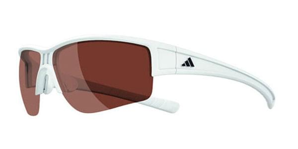 Adidas A411 Evil Cross Halfrim S Polarized 6063 Sunglasses White ... a38e018d3cb