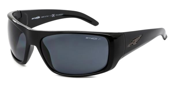 Arnette AN4179 La Pistola Polarized 41 81 Sunglasses Black ... 42e89b6a67