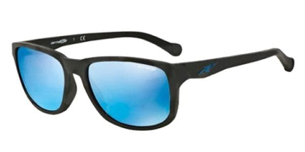 529a1e7357 Arnette AN4214 Straight Cut 01/55 Sunglasses in Black ...