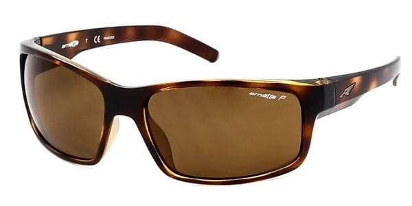 ef43539bbf Arnette AN4202 Fastball Polarized 208783 Sunglasses in Tortoise ...