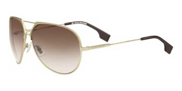fd5c8df9696 Boss Orange BO 0029 S J5G DL Sunglasses Gold