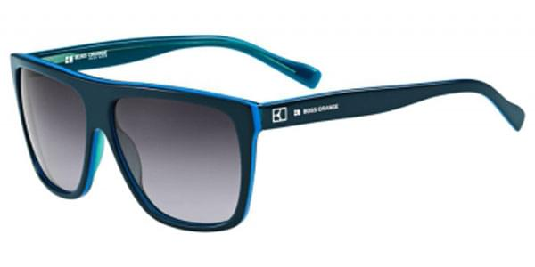 518cc253307 Boss Orange BO 0082 S AHT HD Sunglasses in Blue