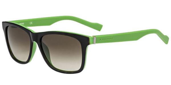 d125c18b666 Boss Orange BO 0117 S FMM HA Sunglasses Green
