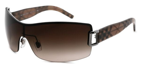 f873247a02f Burberry BE3043 100313 Sunglasses Grey