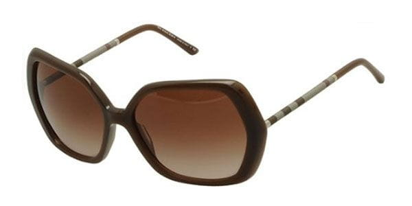 42eb49582127 Burberry BE4122 3237/13 Sunglasses in Brown | SmartBuyGlasses USA